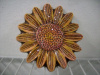 Plaster Sunflower